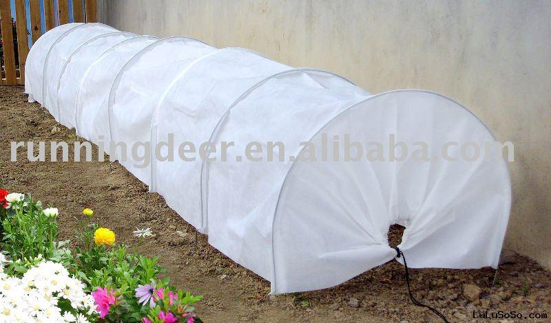 nonwoven fabric cover tunnel greenhouse