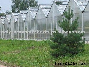 pc hollow sheet greenhouse