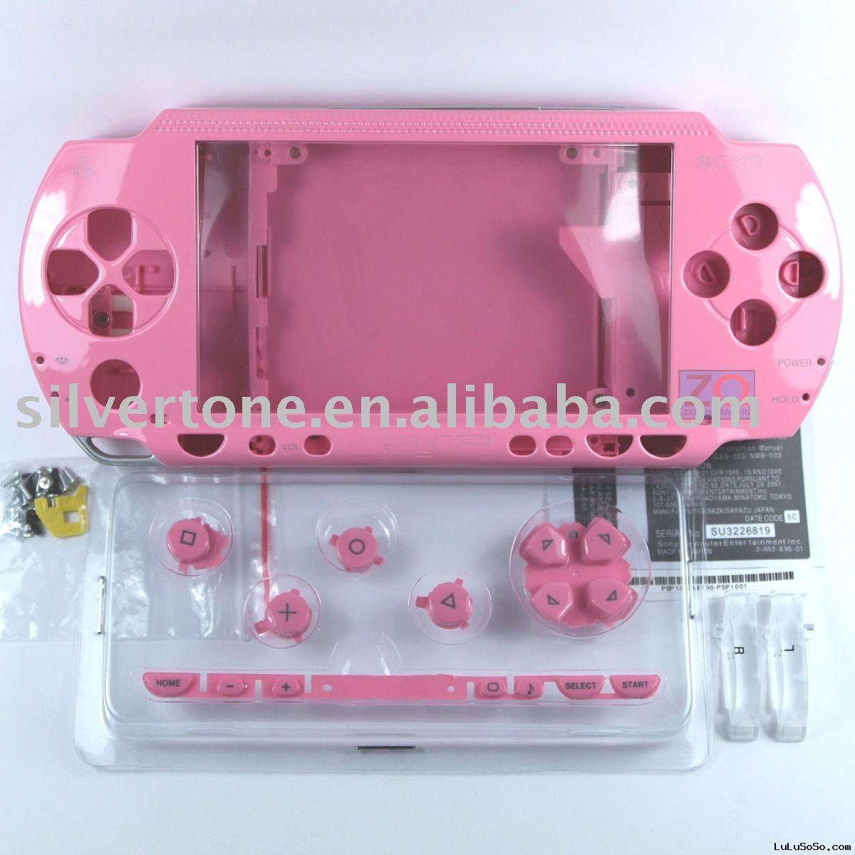 pink housing cover