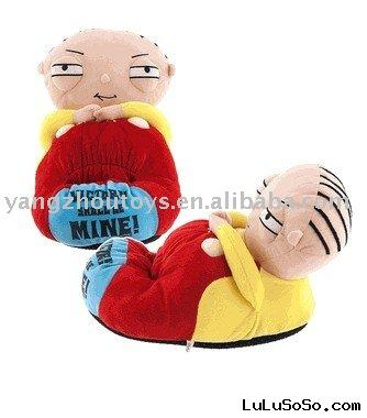 plush toy slippers