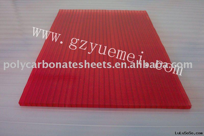 polycarbonate plastic ceiling panels roof sheets