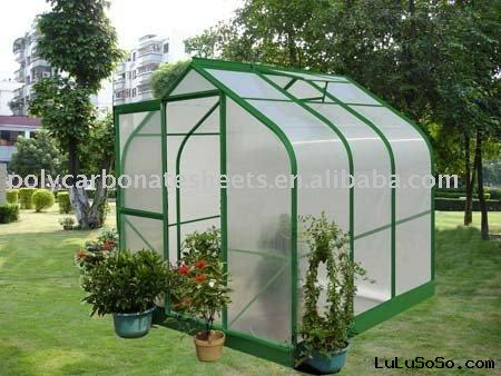 polycarbonate sheets greenhouse