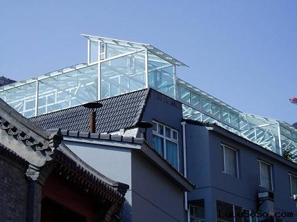 roof-top greenhouse