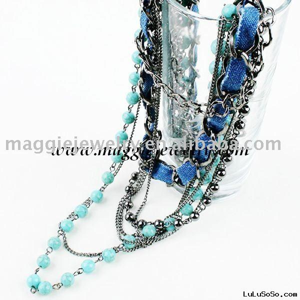 rosary necklace NCHM-000389
