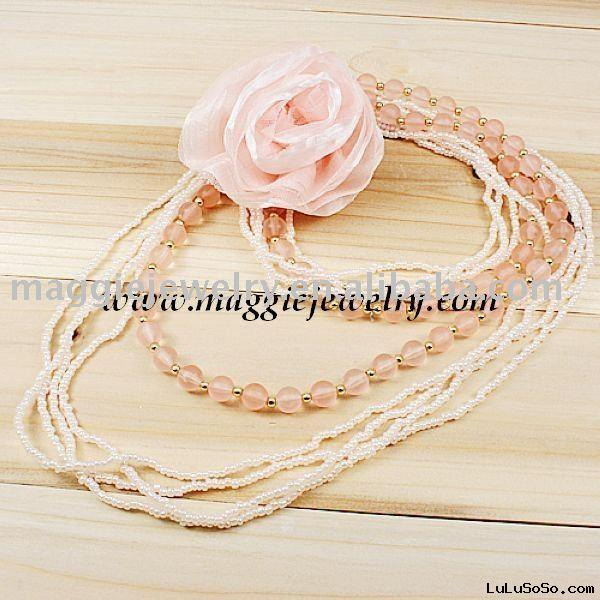 rosary necklace NCHM-000398