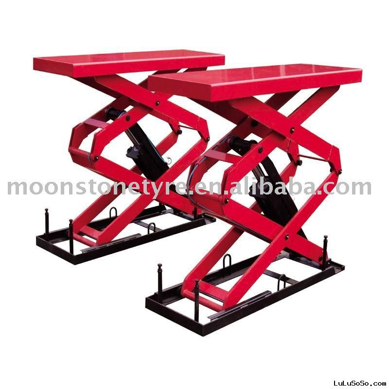 scissor auto car lift