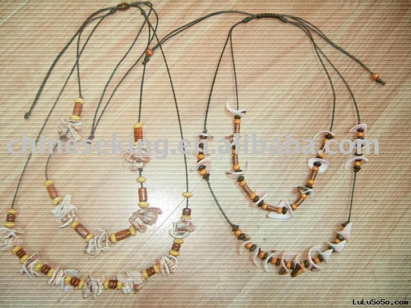 shell necklace for gift