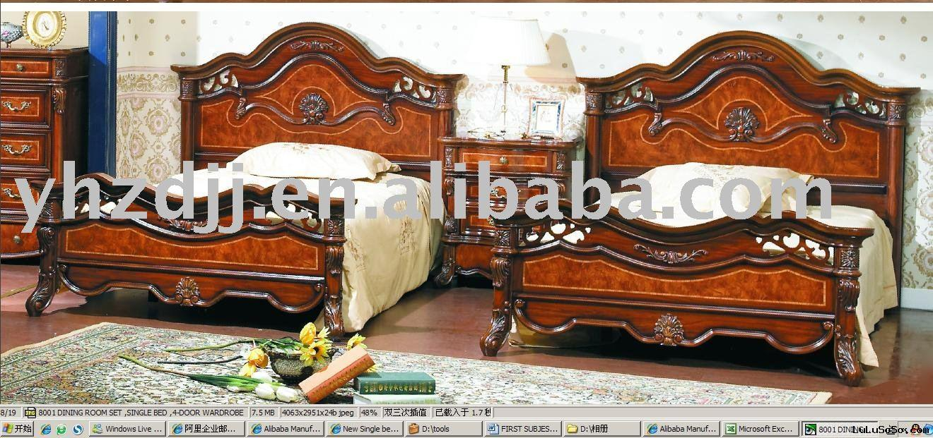 singlebed room set 8001