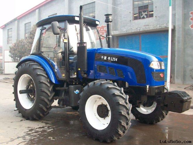 used 4wd tractor