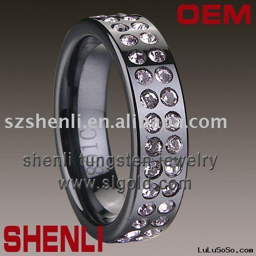 wholesale fashion tungsten rings