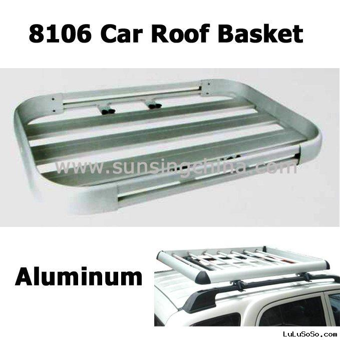 131x81cm Aluminum Car Roof Basket / Racks roof rack 4x4