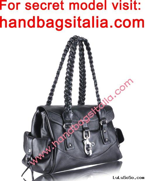 2010 leather hobo handbag