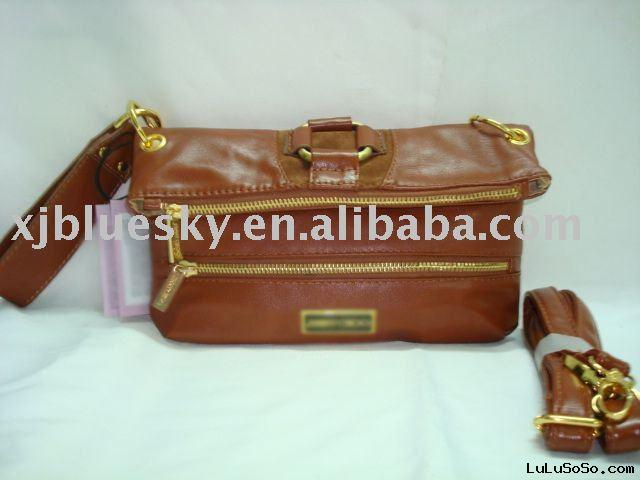 western style leather handbags