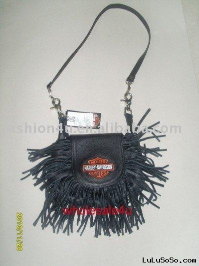 2011 Wholesale  Fringe Purse Hip Clip Pouch Bags