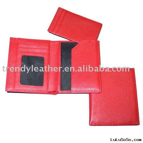 2011 fashion leather wallet