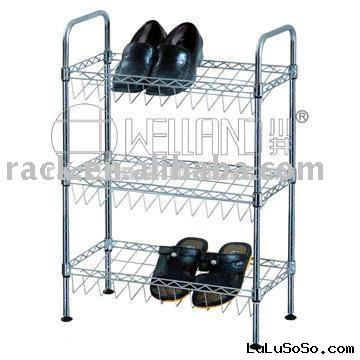 3-Tier  Adjustable Shoe Rack     CJ-B1111