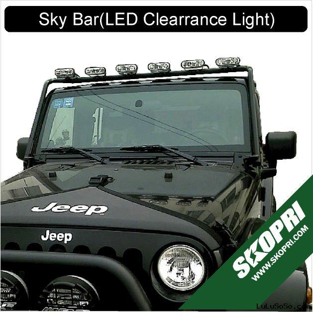 4x4 off-road accessories,4wd accessories,roof light bar