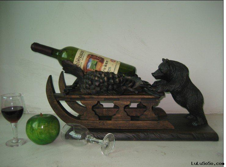 ANTIQUE FURNITURE,wine rack,wooden carving,wooden decroation