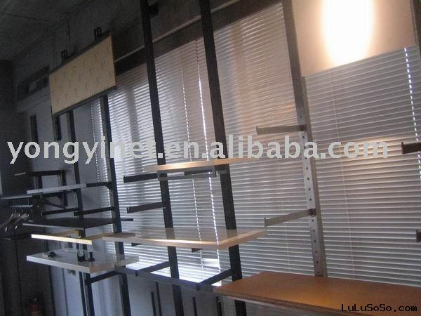 Apparel Display, Clothing Display Shelf, Wall System