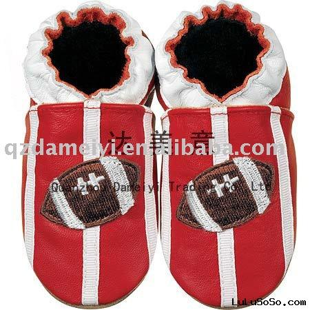 Baby Leather Slipper