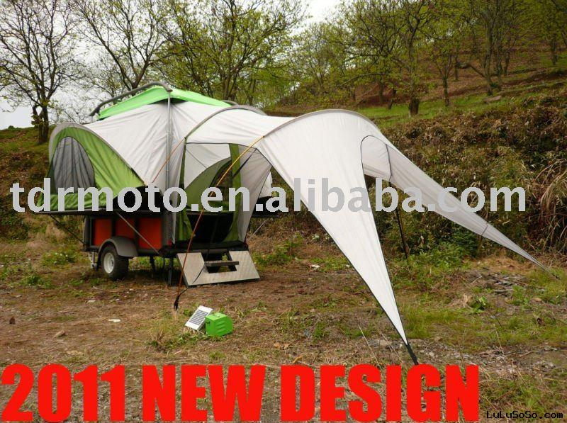 Camping trailer/Tow vehicle