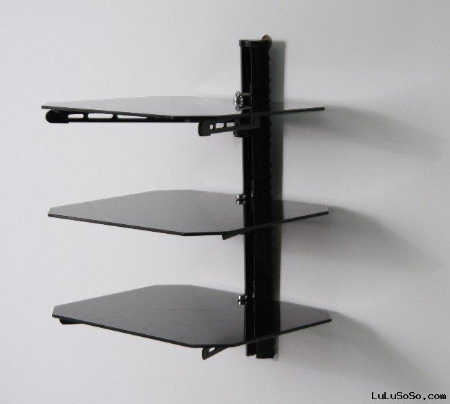 DVD Wall Rack&DVD Wall Bracket&Receiver Wall Mount