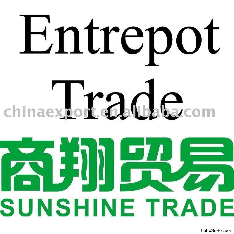 Entrepot Trade from HONGKONG