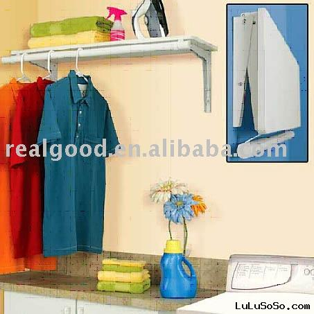 Folding Shelf with Rod, Model: 35467