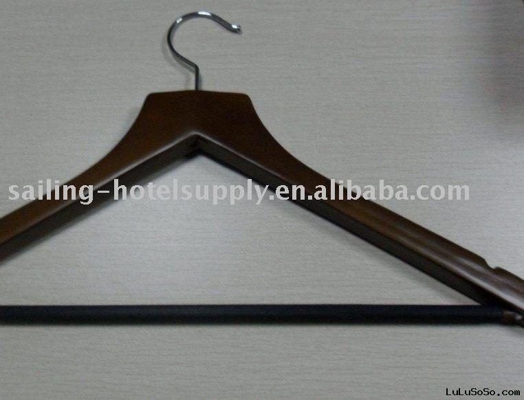 Hotel Wooden clothes rack
