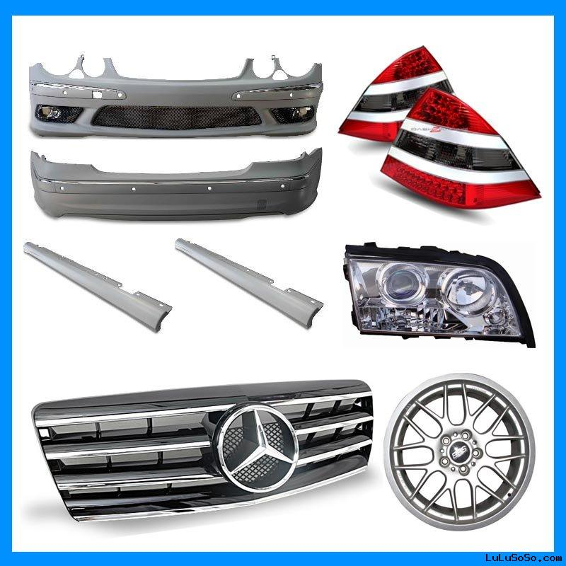 Mercedes benz body kits (W140,W203,W204,W210,W211,W220,W221)