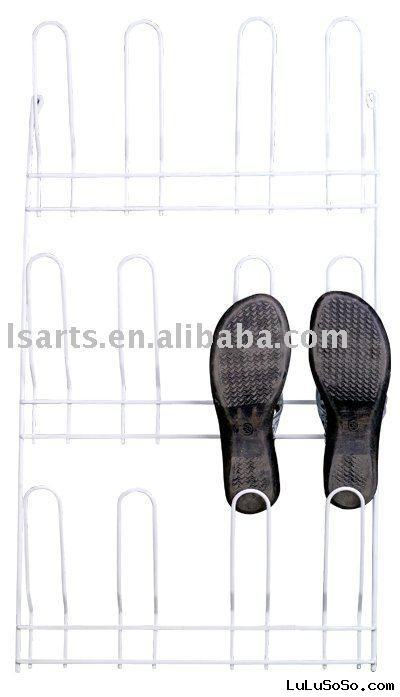 New Design Metal Shoe Rack