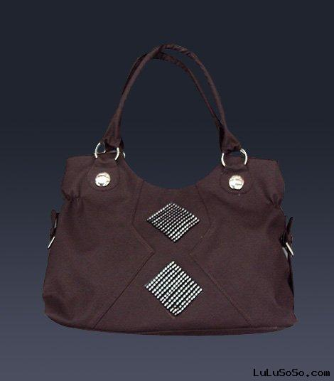 Newest ladies' black handbag
