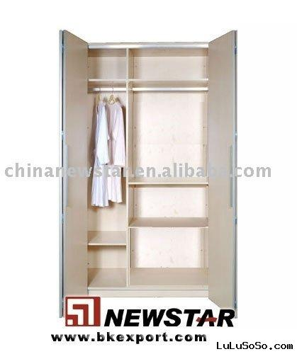 Offer wooden clothes wardrobes,closet wardrobe for bedroom