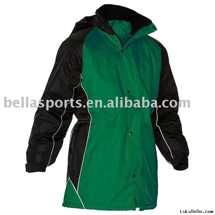 Polyester Coach Jacket
