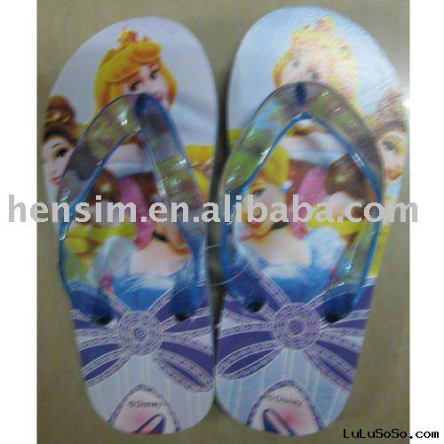 Princess cartoon slippers HS5035