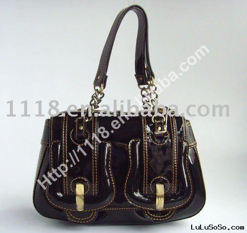 Wholesale leather lady handbags