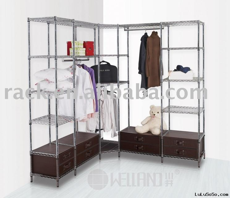 Wire Shelf Units , Do it Yourself