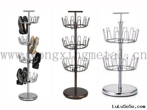 YX-SR016   Metal Shoes Display Rack