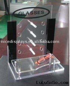 acrylic eyeglasses holder