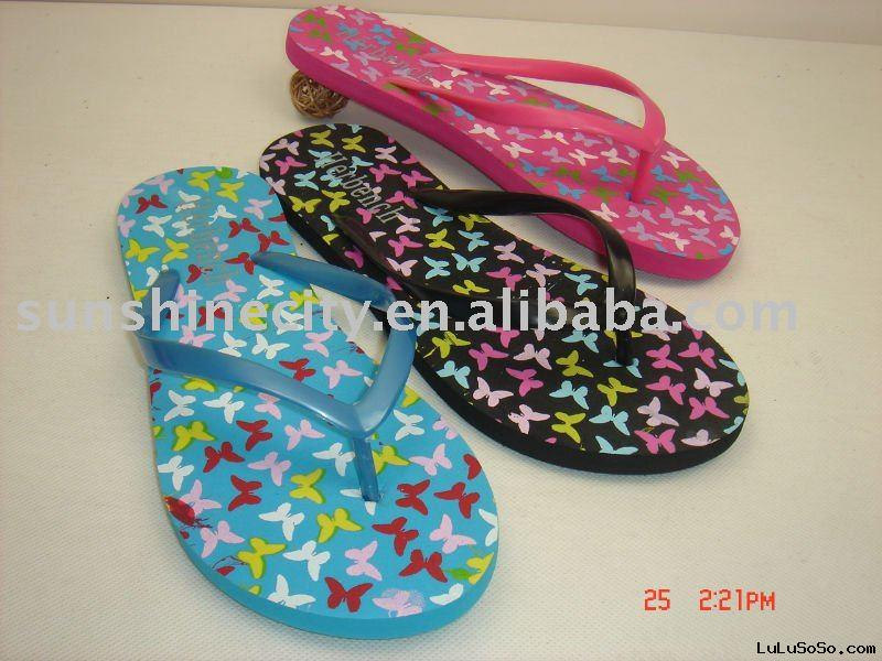eva beach slippers