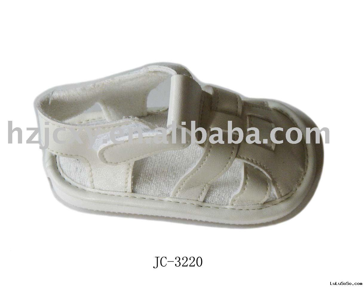 kids slippers leather