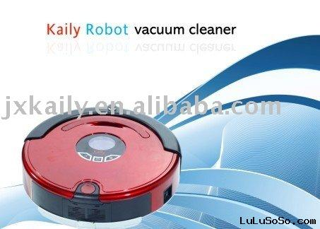 robotic auto-cleaner