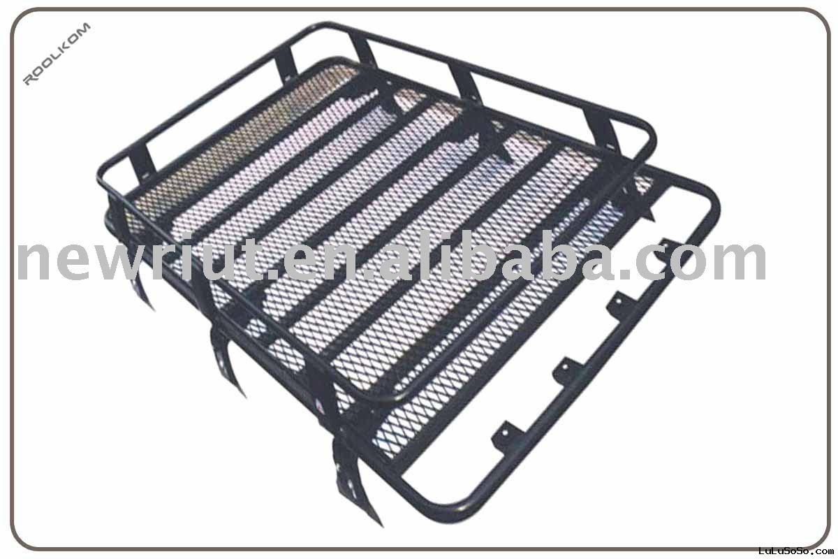 Roof Racks For Cars Good A Car Top Box Secured On A Roof Rack