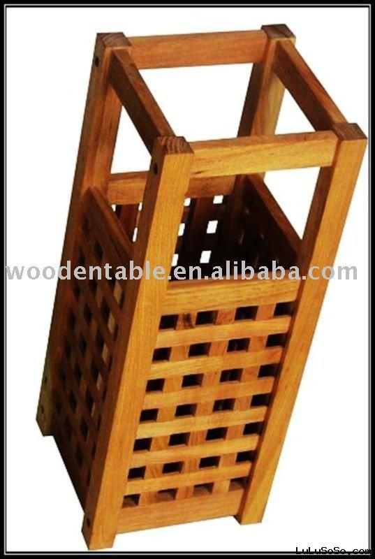 small wine rack