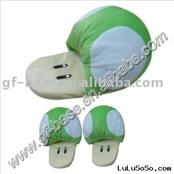 stuffed plush slippers