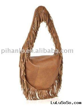 wholesale lady leather handbags