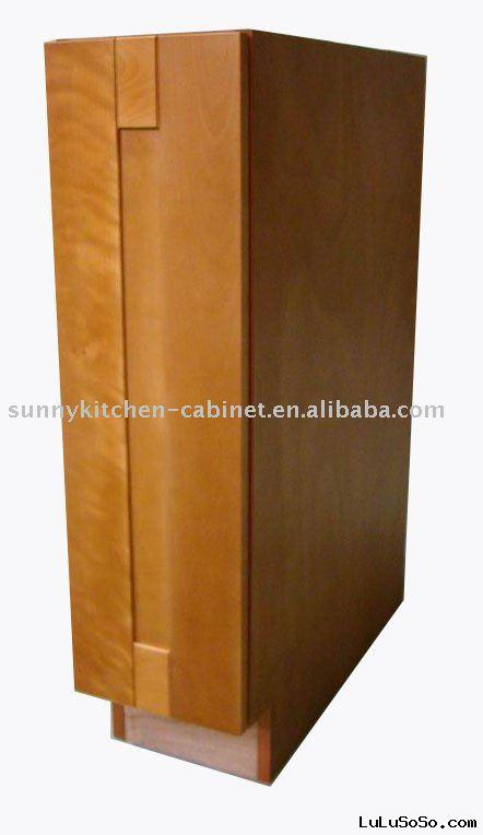 wooden spice rack cabinet