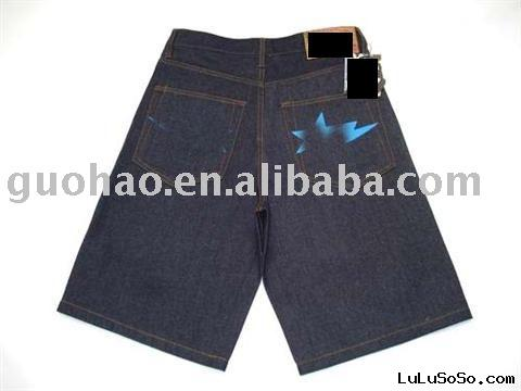 2009 HOT! Short Jeans,fashion Pants,men jeans,designer Shorts, high quality (Accept small orders!)