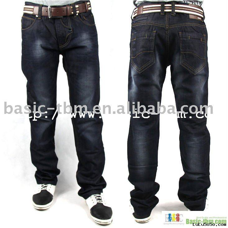 2011 Men's High Quality Brand Name Jeans