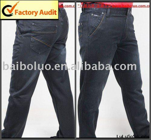 2011 New Brand Pant Garment(jeans factory)